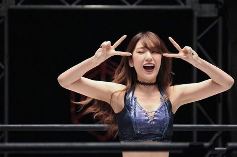 【波多野结衣】实力F的摔角写真少女,场上狂野场下可以更性感--上福ゆき
