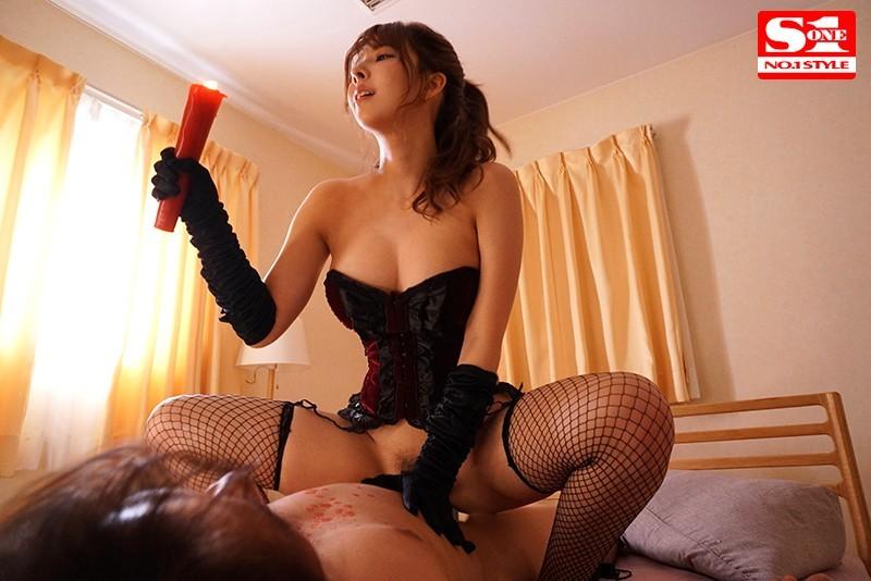 【波多野结衣】SSNI-845:肉食太妹三上悠亜趁妹妹不在跑来偷人大玩M性感游戏!