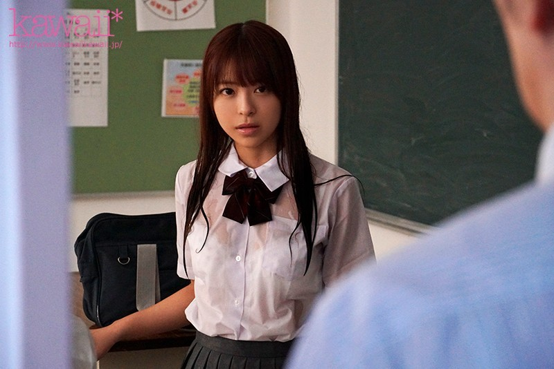 【波多野结衣】CAWD-090:娇小学生妹樱萌子嘴巴裡塞满了老师的肉棒!