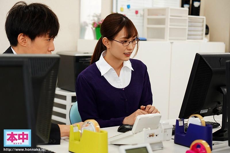 【波多野结衣】HND-926:同事「美谷朱里」竟是知名女优,告白成功从晚做到早!
