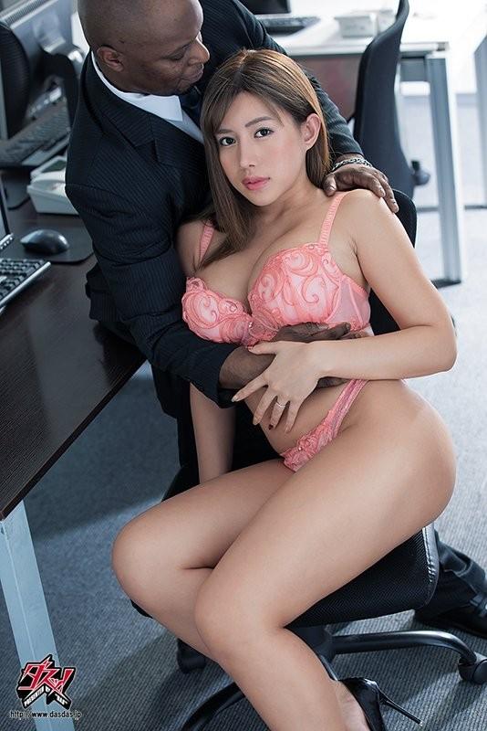 【波多野结衣】DASD-698:不守妇道的人妻永井玛丽亚享受被黑色肉棒插裂的快感~