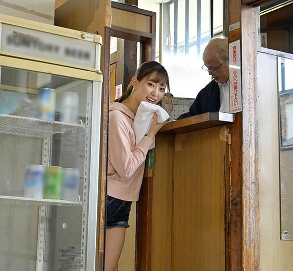 【波多野结衣】DASD-771:澡堂千金小姐「美谷朱里」和高中男生一起多P派对!